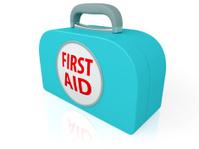 first-aid set