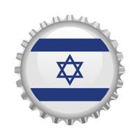 Israel bottle top