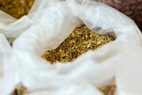 Grains in farmer market