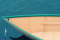 Wooden Dory