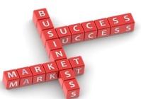 Success business market