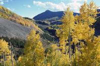 Autumn in Rocky Mountains