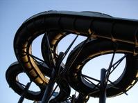 Curvy Water Slide