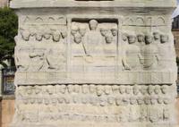 Obelisk of Theodosius I, in the hippodrome, Istanbul