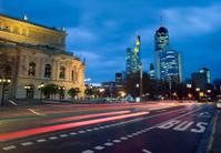 Frankfurt, Germany, Old Opera House, Alte Oper