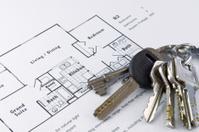 Floor plan and keys