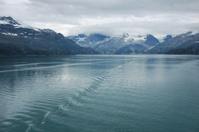 Sea and Mountain in Alaska