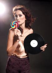 Sweet music lover