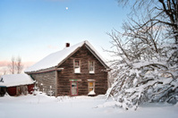 Abandoned House in Nova Scotia