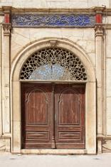 Doorway At The Citadel Of Cairo