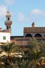 Parque de la Mar, Palma Mallorca, Islas Baleares