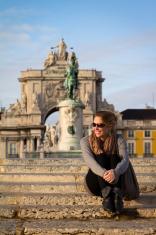 Enjoying Lisbon