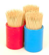 Tripplet of Toothpicks