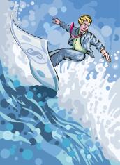 Money Surfer