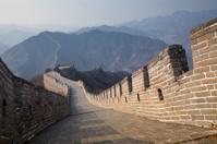 Great wall at Huanghua Cheng