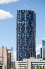 Calgary Bow Skyscraper