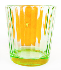Orange and Glass