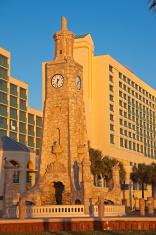 Clock Tower on the beach