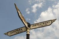 Finger Signpost, Named