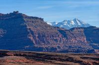 Canyons and La Sal Mountains Utah