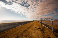 Desert Road to Algeria