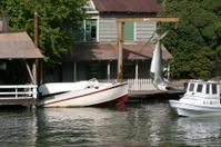 Fishing Village at Universal Studios