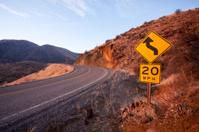 Twenty MPH Twisty Road