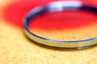 Chrome filter ring