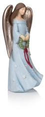 Angel Figurine Isolated