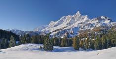 Mount Civetta Panorama (Dolomites - Italy)