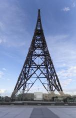 The Gliwice Radio Tower