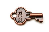 Key with Secret Sign