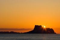 Sunrise in Calpe