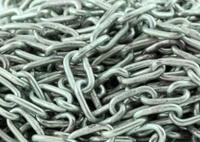 Chain pileile of chains