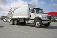 Waste Management Vehicle, aka: Garbage Truck