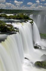 Salto Floriano, Iguacu Falls, Brasil