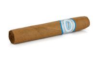 Cuban cigar with label