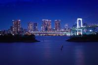 Tokyo Bay View at Night
