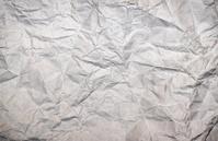 Crumpled sheet