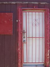 Architecture - Door - Bars