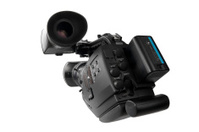Professional high definition, tapeless camcorder