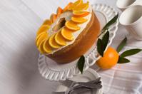 gourmet orange pound cake