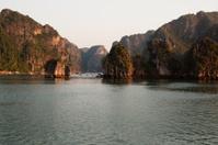 Halong Bay Fishing Village, Vietnam