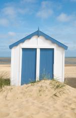 Single Beach Hut