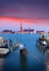 Venice by twilight