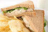 Tuna Sandwich macro