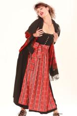 Eroticism in Bavarian costume