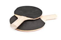 ping-pong rackets