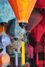 Silk Lanterns for Sale
