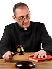 Judge. Catholic marriage nullity